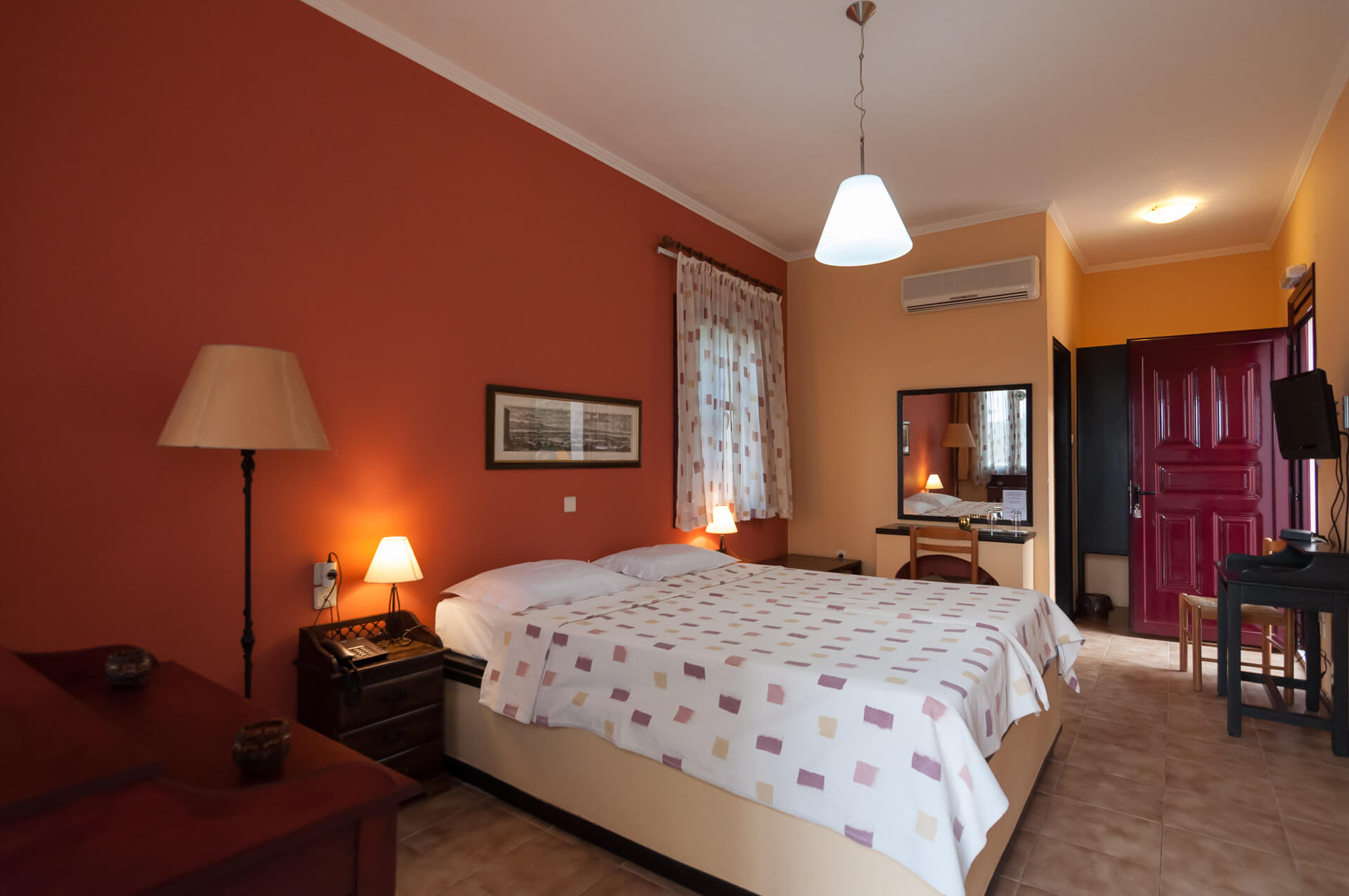Benovias Rooms Aeriko Sea View Karfas Chios